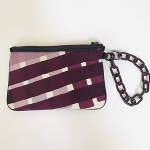 Burberry Limited Edition Wristlet / Clutch, NIB